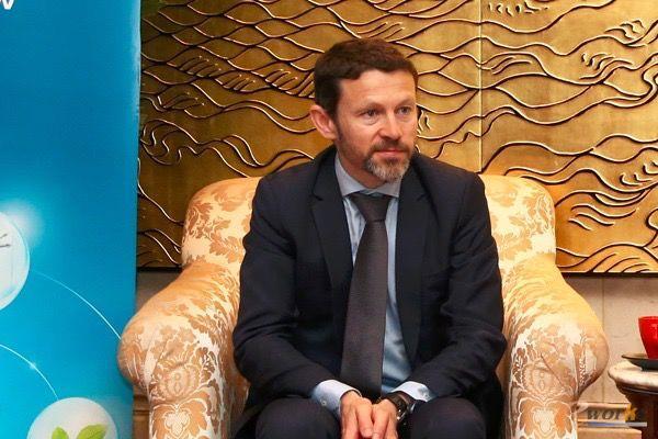 达索系统交通与运输行业副总裁Olivier Sappin