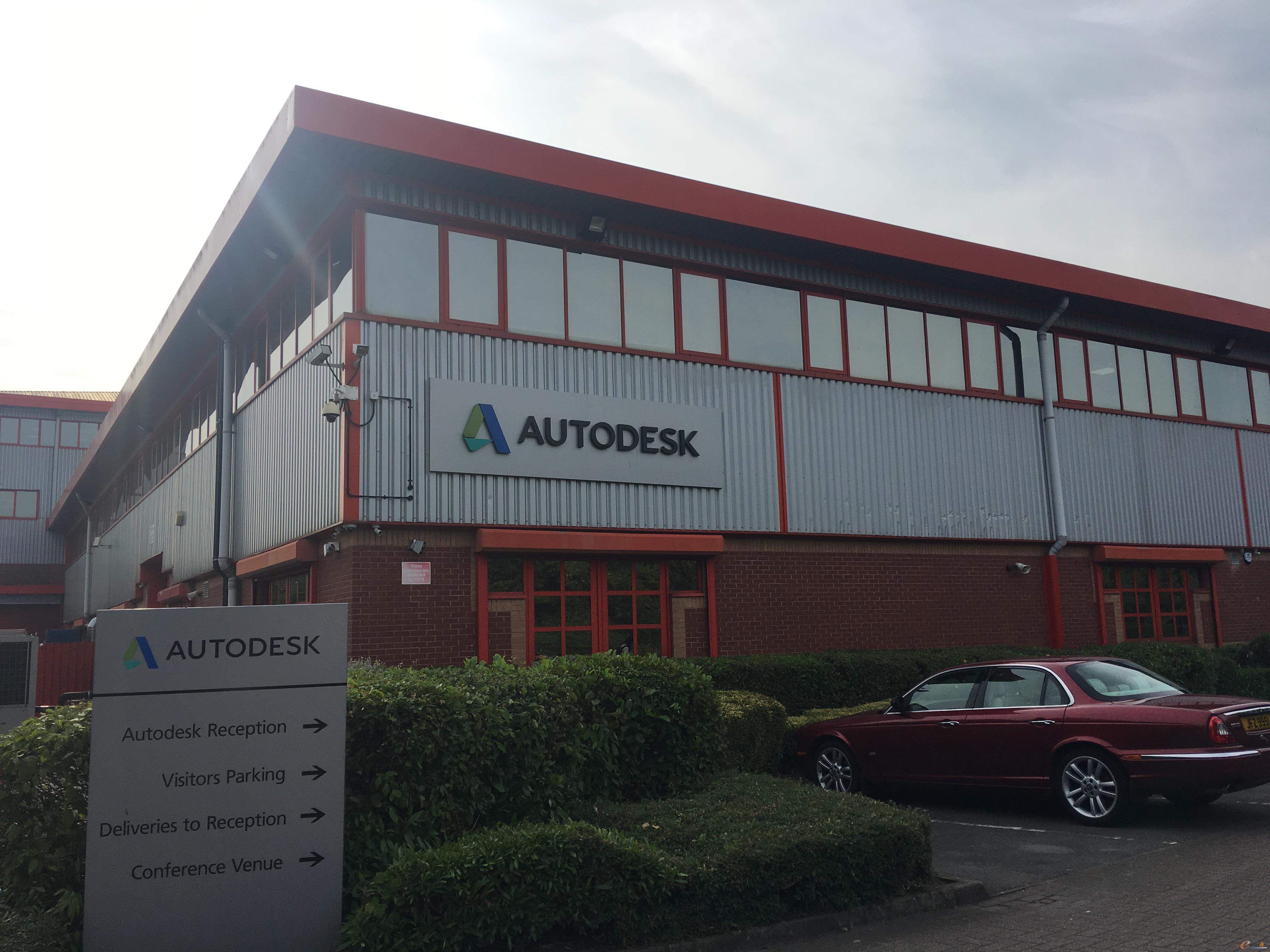 Autodesk公司