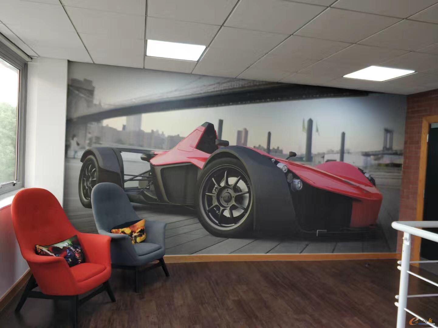 Autodesk办公室