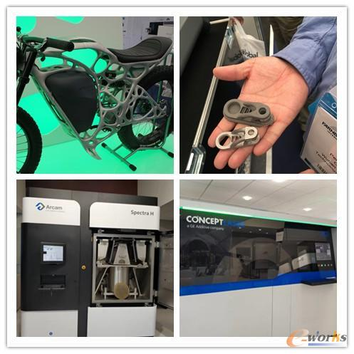 3D打印零件与设备