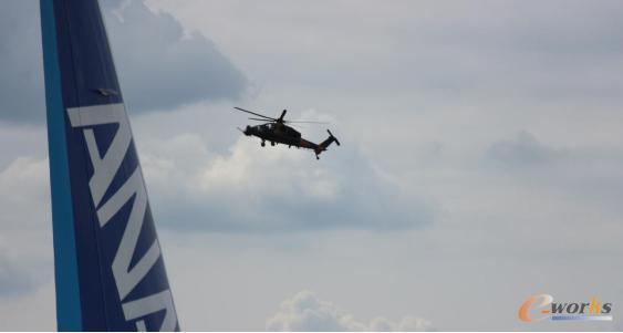 土耳其T129武装直升机