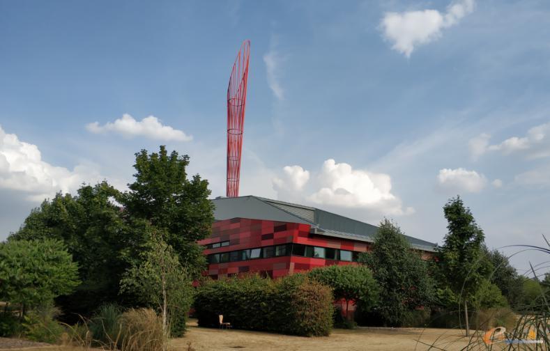 诺丁汉大学科技园的建筑