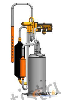 管路CAD模型