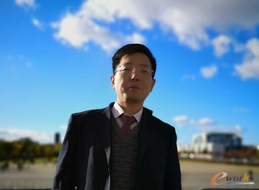 武汉重型机床集团有限公司总经理 张文桥