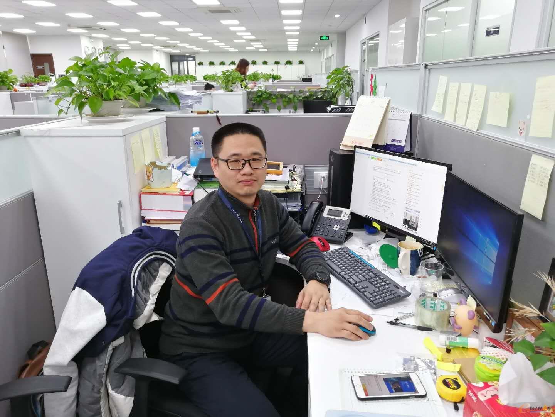 恩耐激光技术(上海)有限公司 高级IT经理 袁擎宇