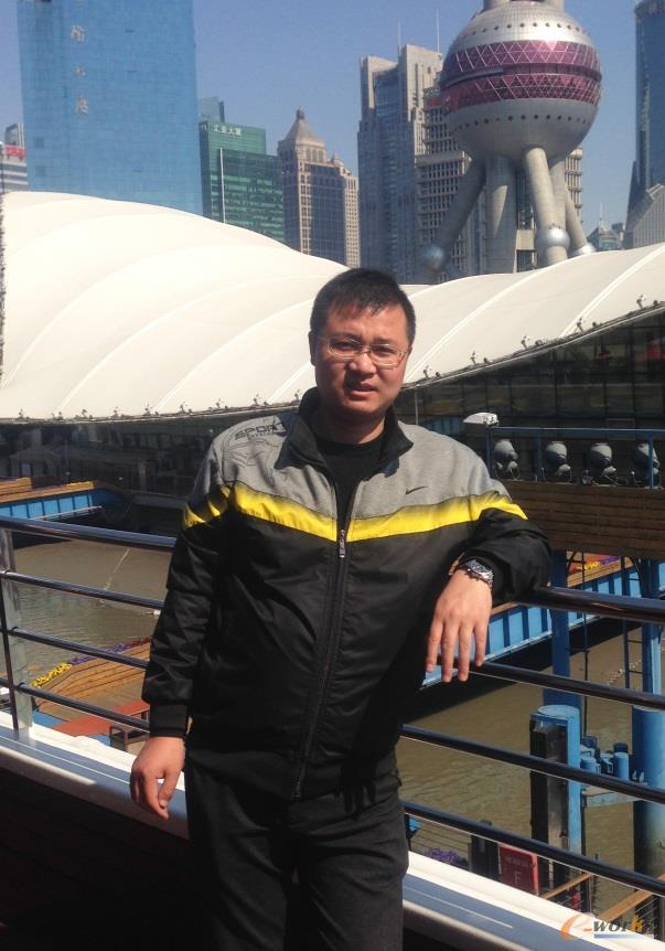 艾康生物技术(杭州)有限公司信息技术部总监 李志华