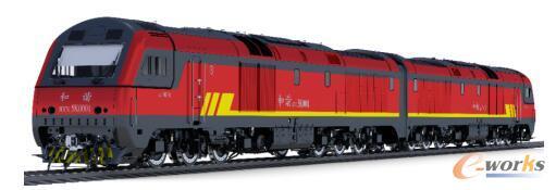HXn5K机车电子样机