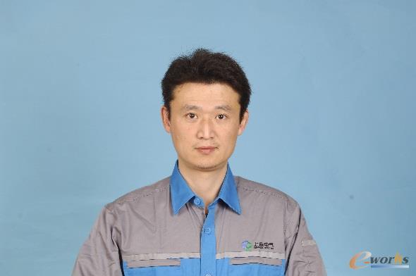 上海电气电站设备有限公司发电机厂信息处长 张臻佳