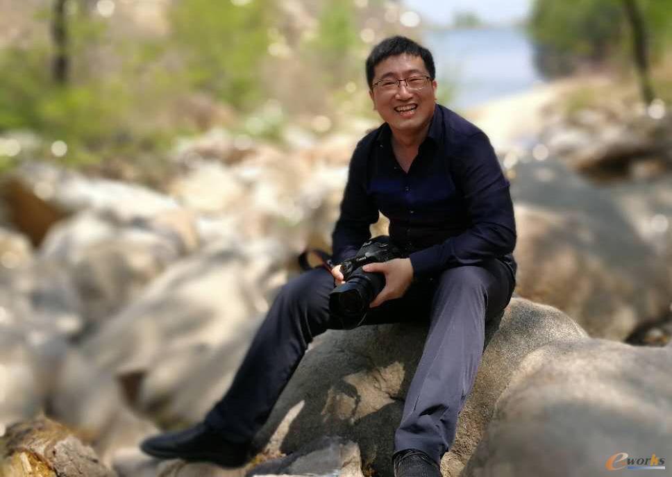 刘希伟 山东禹王实业有限公司两化融合办公室主任