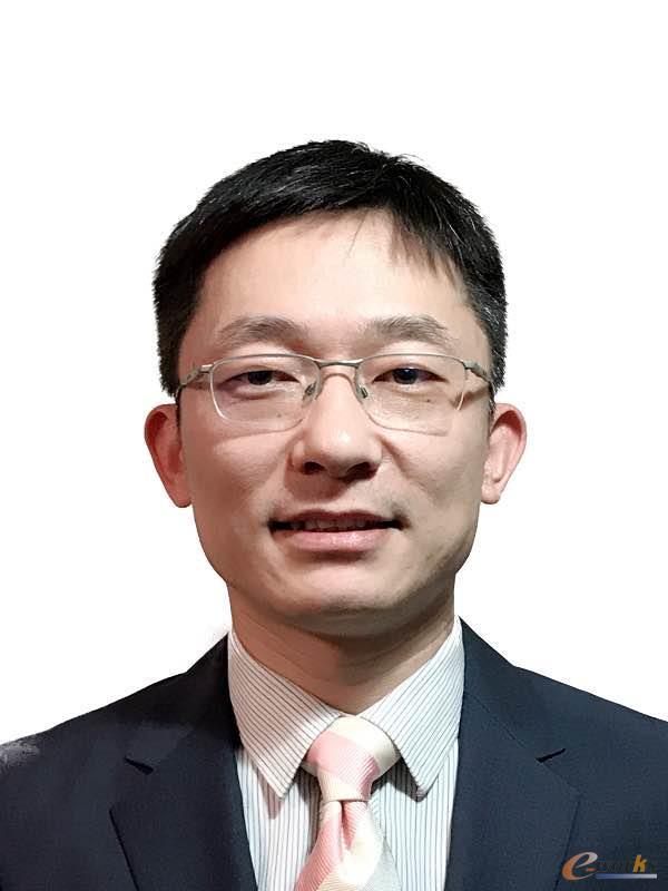 格特拉克信息技术总监 侯杰