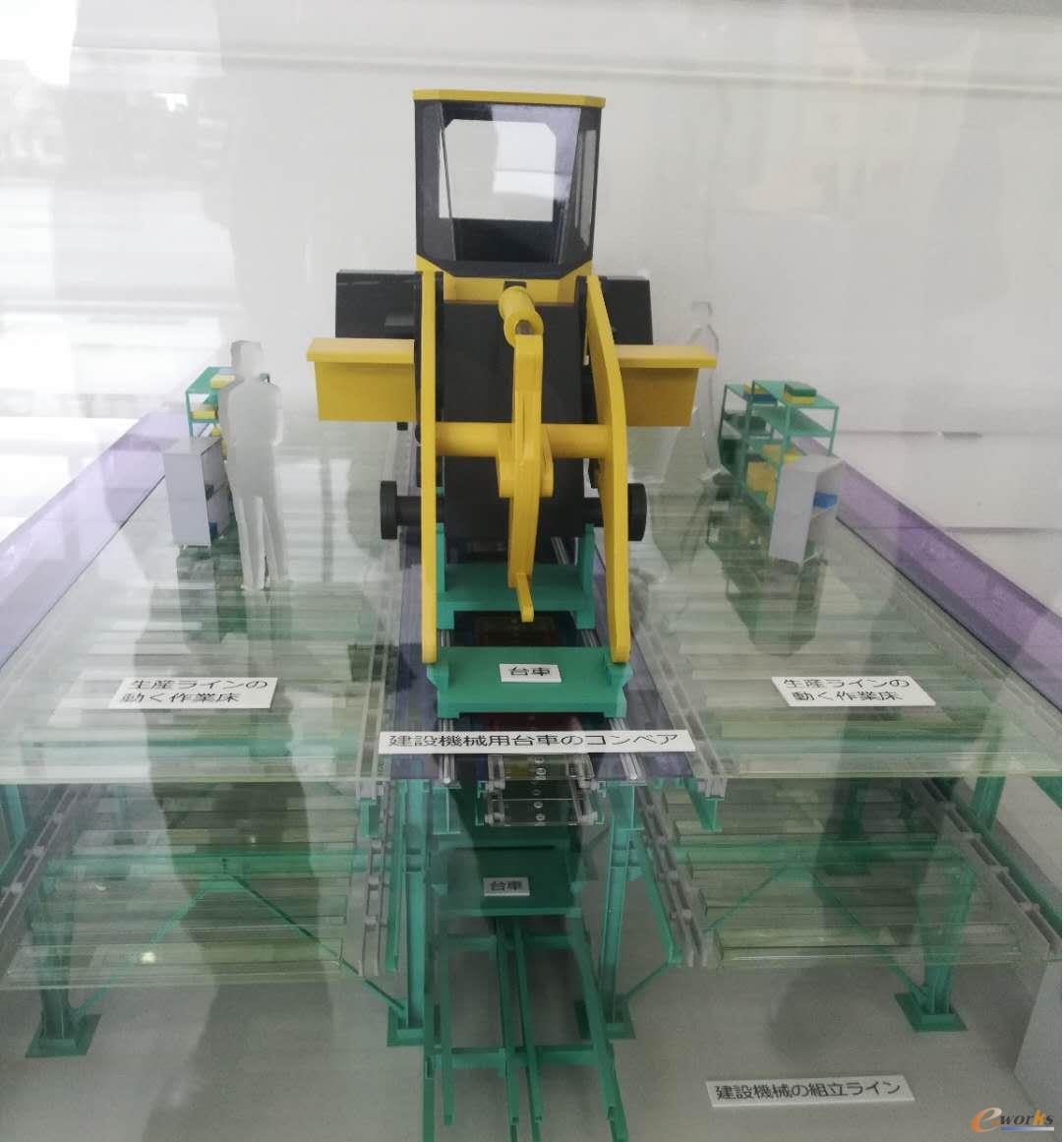 采用全新基坑结构及太阳/生物能发电的粟津工厂