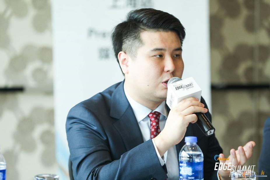 Akamai中国区媒体事业部总经理张轲