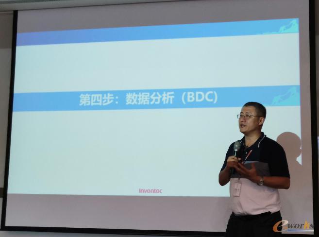 英业达工业4.0研究中心总经理范刚先生