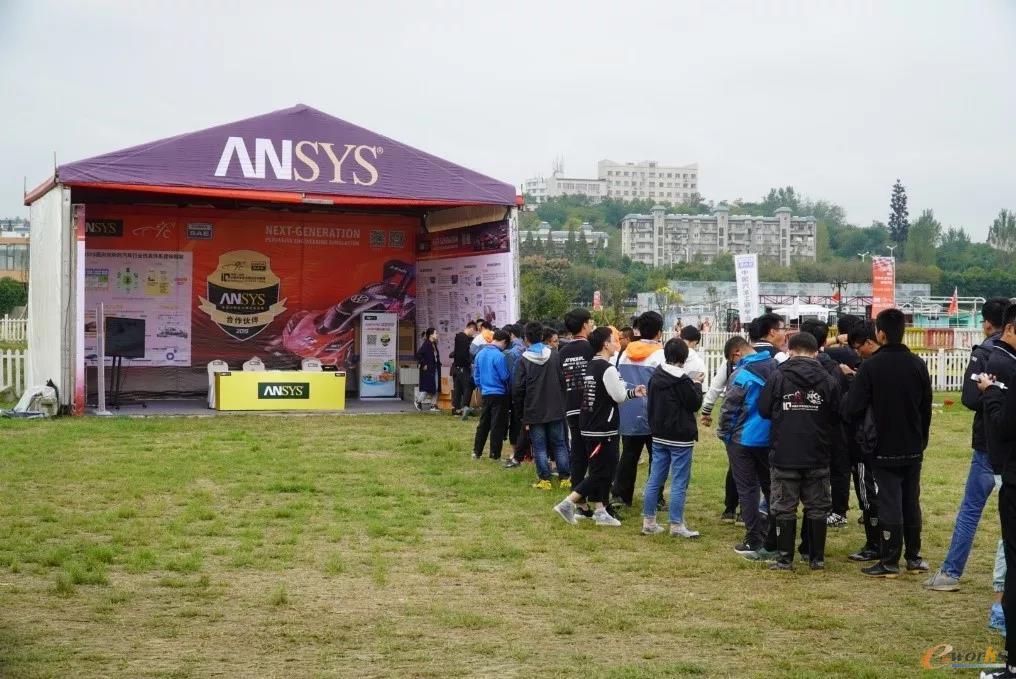 ANSYS积极参与2019中国大学生方程式汽车大赛