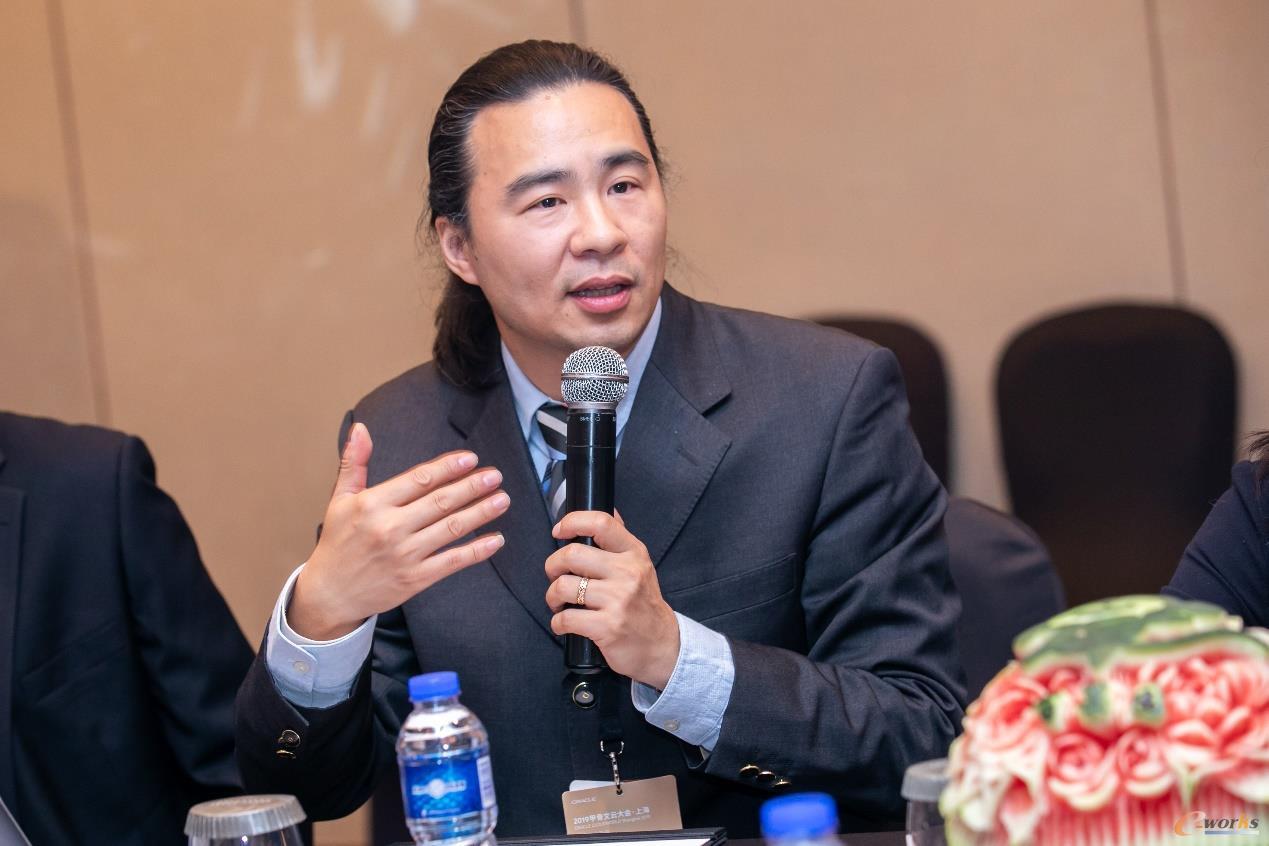 百果园科技首席市场运营官沈欣