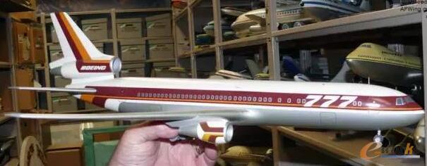 三发版777模型
