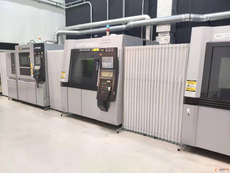 OPM系列3D金属打印机设备