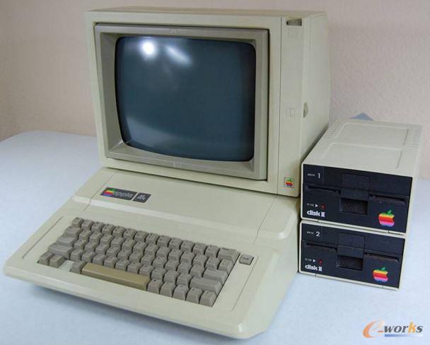 早期苹果个人电脑