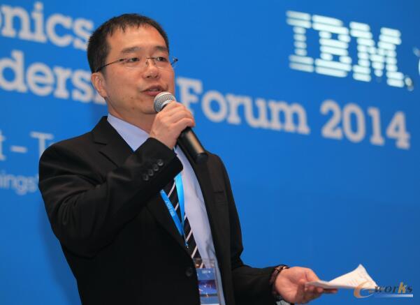 IBM副总裁、大中华区首席数字官 陈怀宇先生