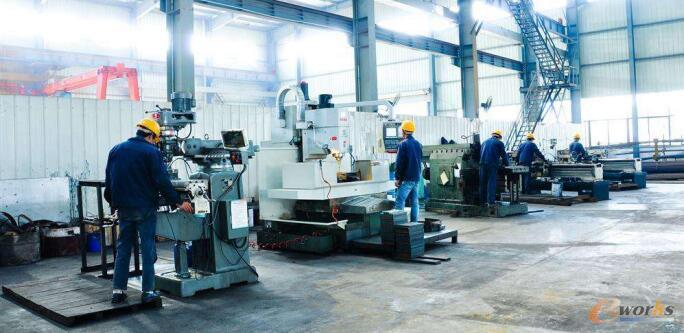 机械加工行业