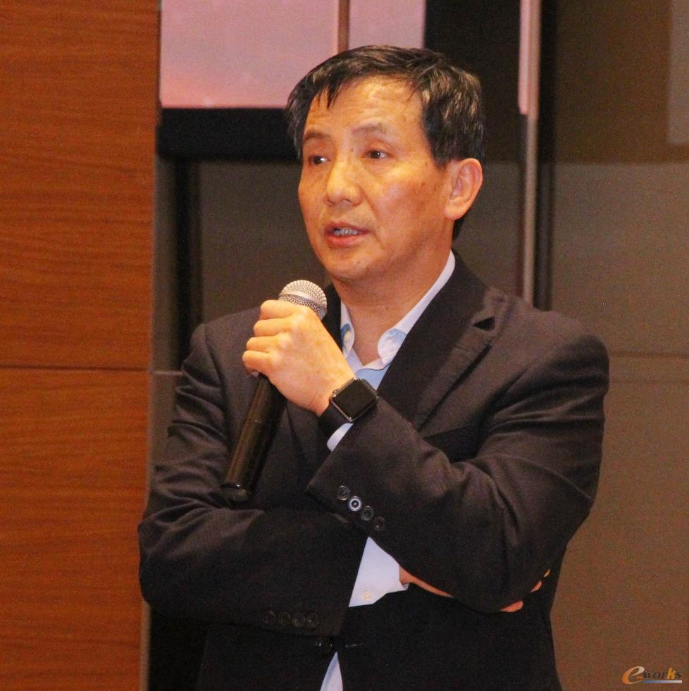 国家数字化设计与制造创新中心有限公司总经理 李斌