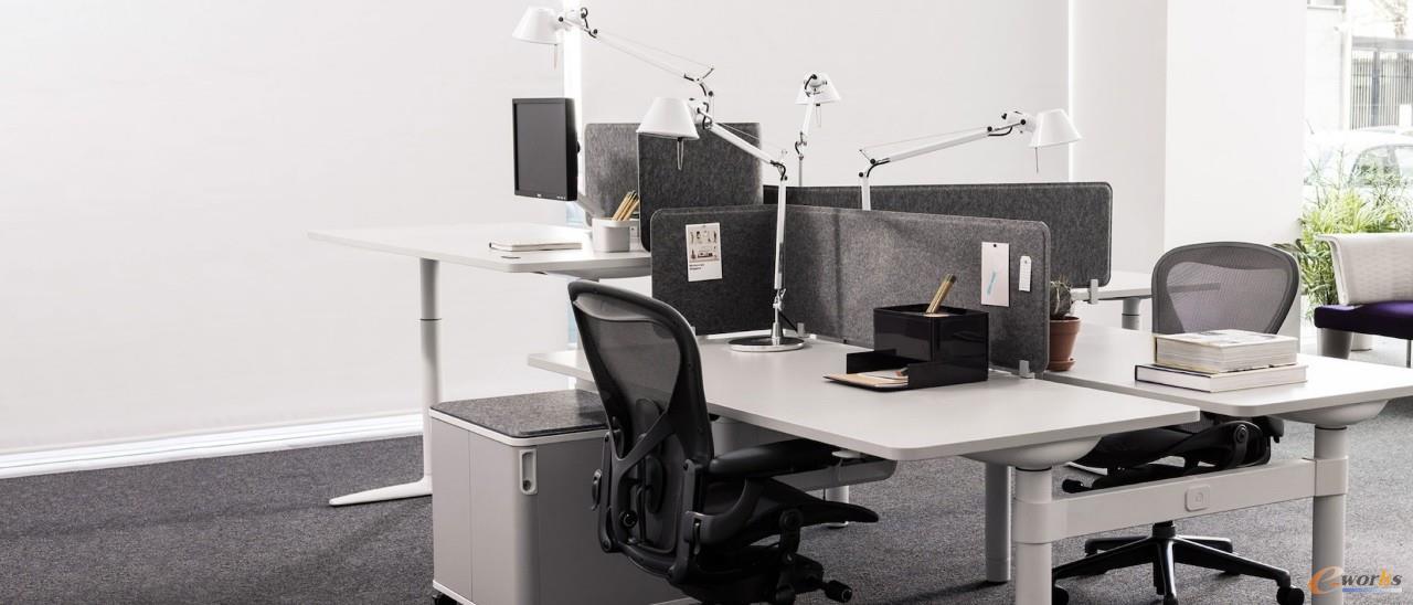赫曼米勒办公家具产品