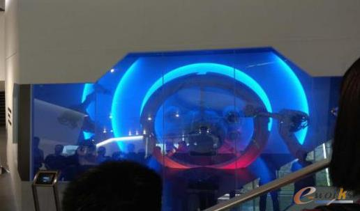 太空熔接机器人