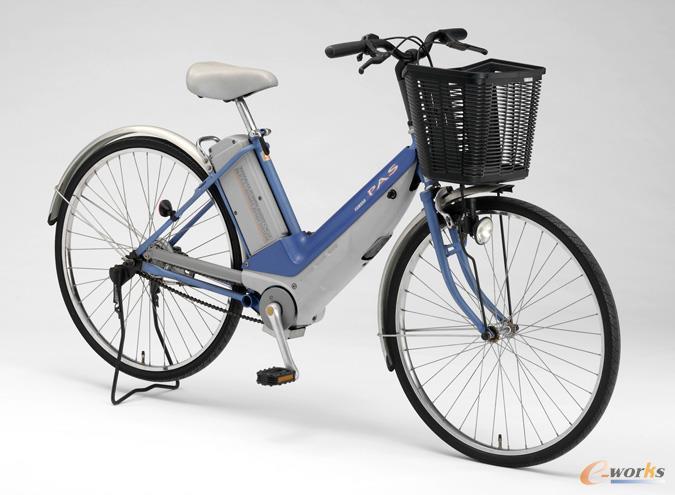 PAS电动自行车
