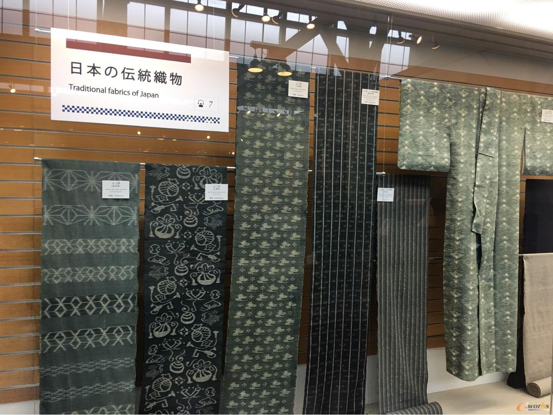 日本传统纺织品