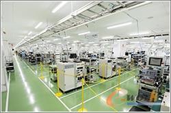5层单元化生产线