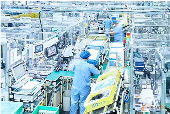 机器人生产单元