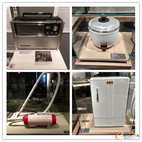 旧式家电产品
