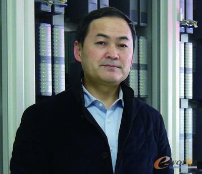 杭州优稳自动化系统有限公司董事长王文海