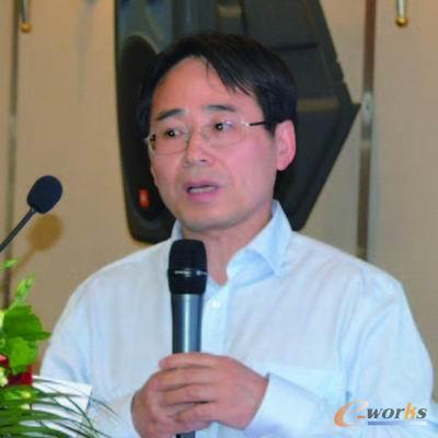 北京蓝普锋科技有限公司总经理徐昌荣