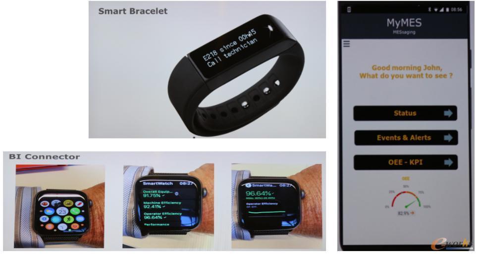 BMSvision发布的移动应用产品