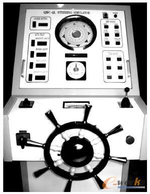 船舶航向控制仿真器