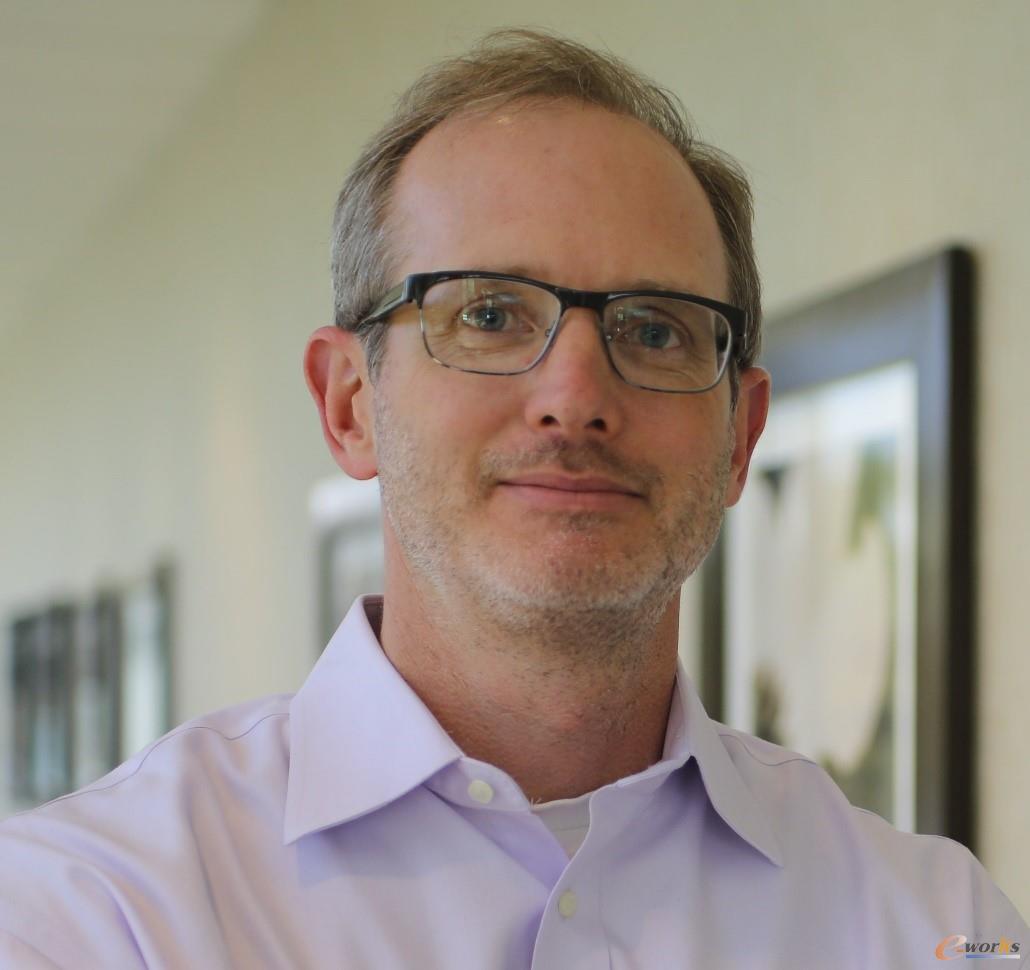 Ansys全球工程师解决方案高级总监 Scott Stanton