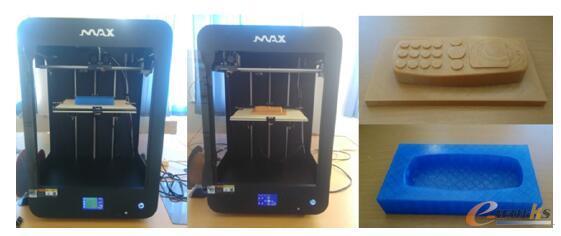 型芯与型腔的3D打印
