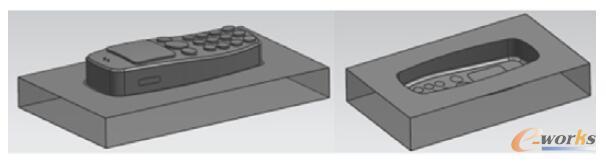 型芯与型腔