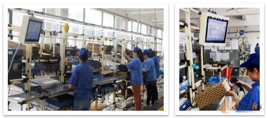 MES系统与标签打印系统无缝集成