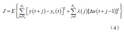 性能指标函数