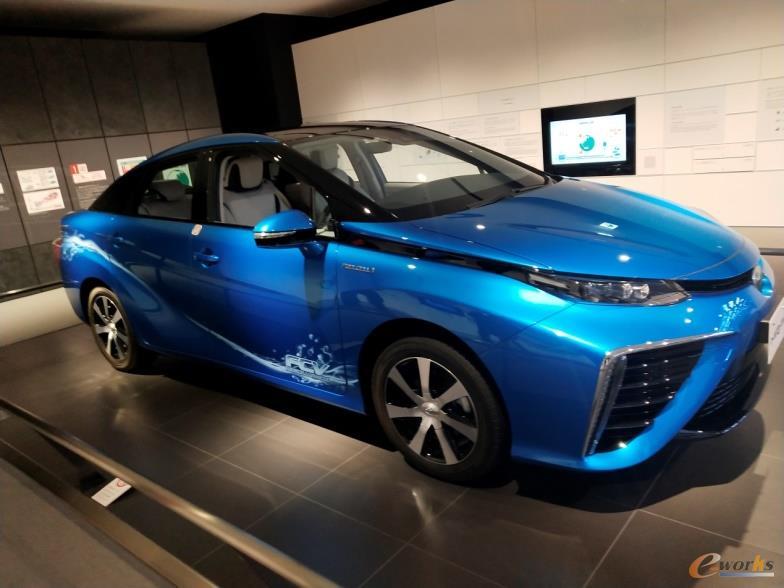 氢能源汽车