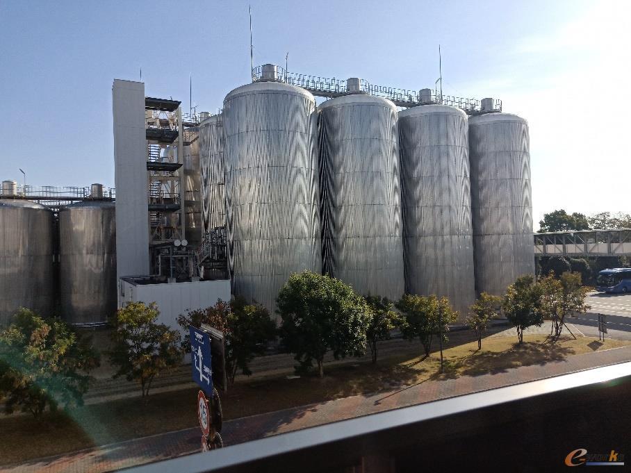朝日啤酒工厂