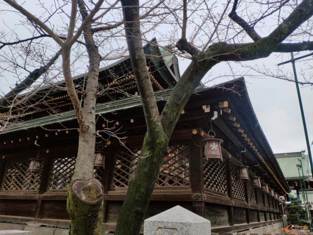 日本的神社