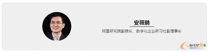 安筱鹏 阿里研究院副院长、数字化企业研习社副理事长