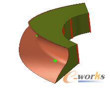 排障器拓扑优化有限元模型