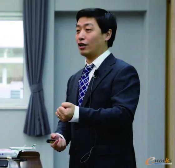 上海交通大学副教授戴文斌