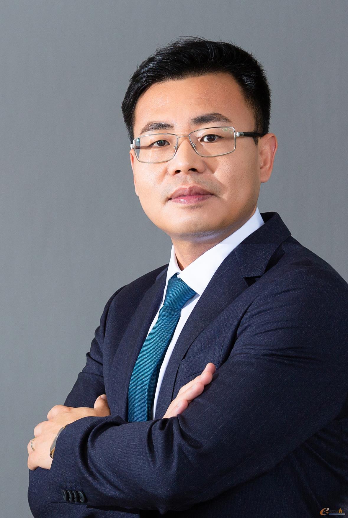 海克斯康制造智能执行总裁(CEO)郝健先生
