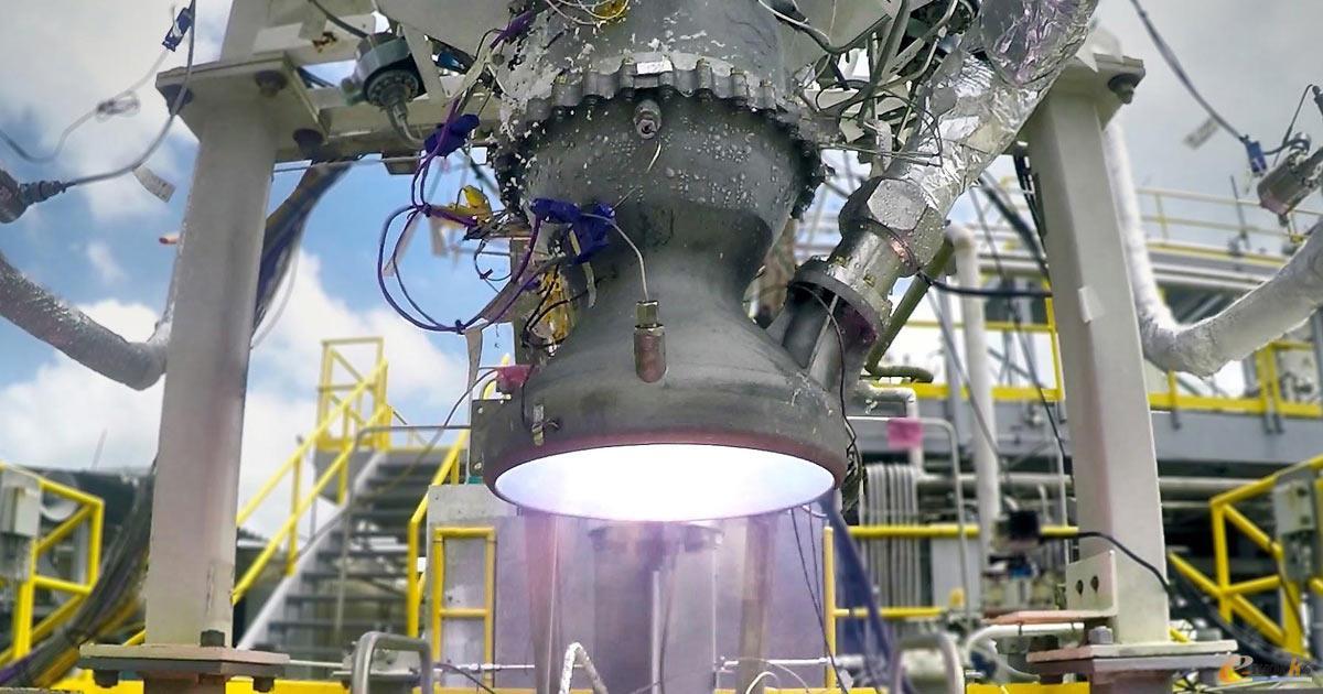 金属增材制造火箭发动机