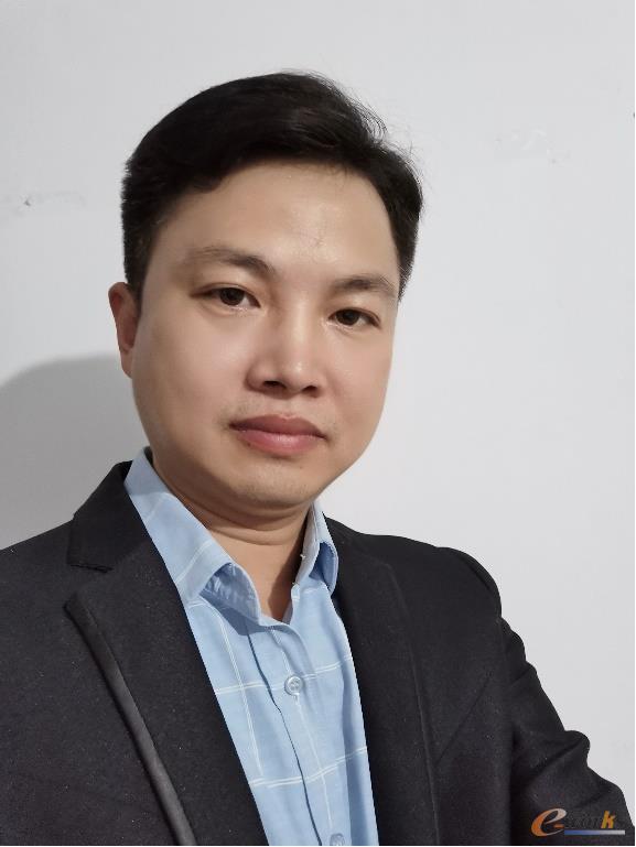 心连心营销大数据中心经理 刘付灿